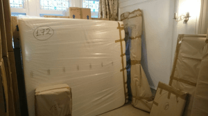 Professional removal company in London