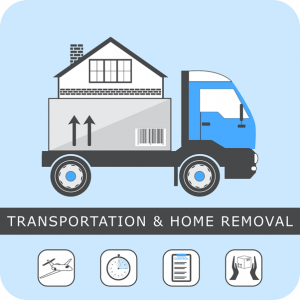 Home removal services in London